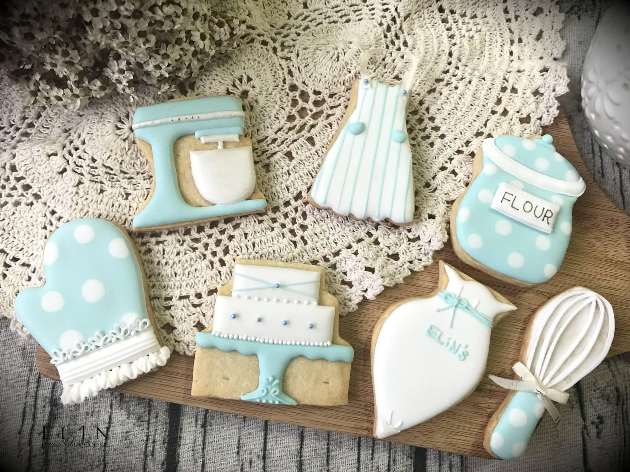 baker of dream cookie