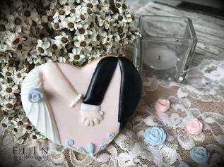 婚禮糖霜餅乾 婚禮餅乾 二進禮物 結婚餅乾 結婚糖霜 客製糖霜結婚禮物