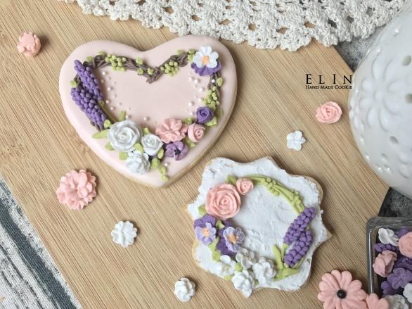 flower 花 糖霜
