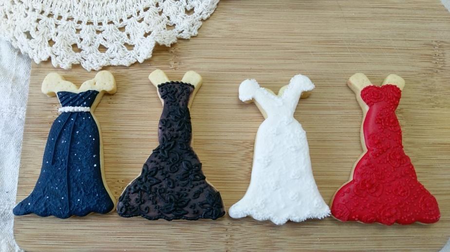 幸福滿分-婚禮糖霜餅乾 獻給妳~親愛的閨蜜 Special cookie Foryou