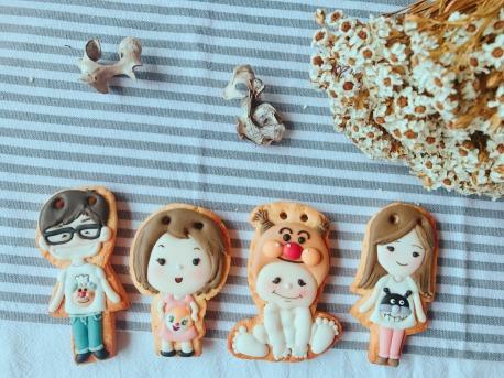 麵包超人餅乾 麵包超人收涎餅乾 麵包超人糖霜餅乾