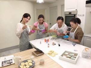 台中糖霜餅乾課程