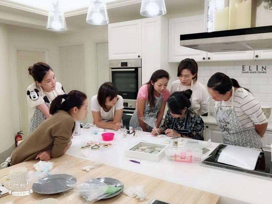 台中糖霜餅乾教學