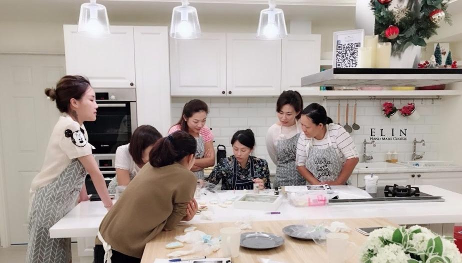 糖霜餅乾教學課程 @台中 種子洋行