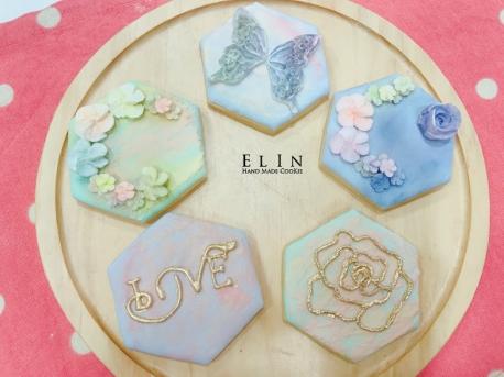 蝴蝶糖霜餅乾教學課程