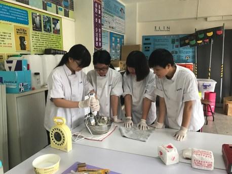 韓式擠花課程 師生校園烘焙課程研習
