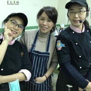 大興高中烘焙教師學生研習課程