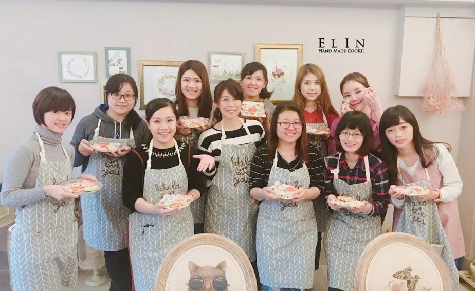達菲史黛拉糖霜餅乾教學課程 @台中種子洋行