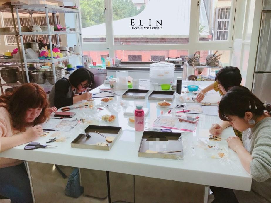 烘焙糖霜餅乾教學@Le paradis 魔法手作烘焙教室
