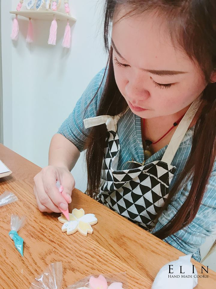 手工餅乾糖霜課程