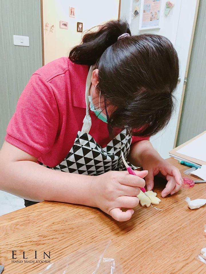 糖霜手工餅乾課程-台南私約教室
