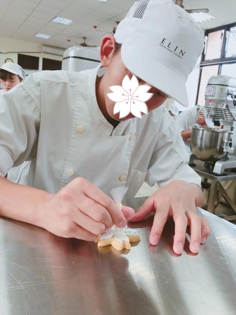 學校糖霜餅乾課程 校園研習 校園實習 烘焙課程