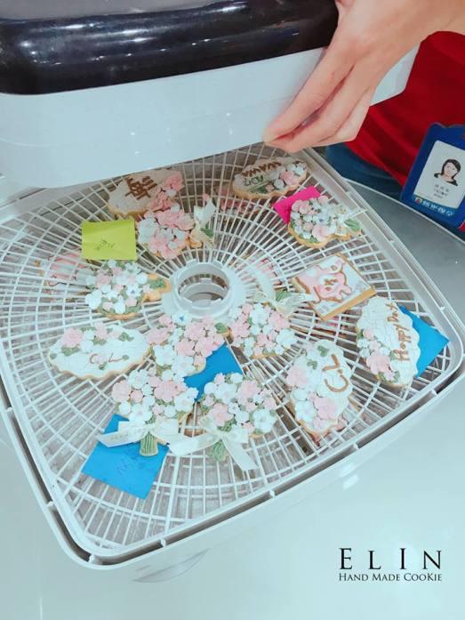 母親節餅乾課程