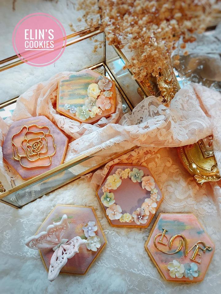 創意造型糖霜餅乾班