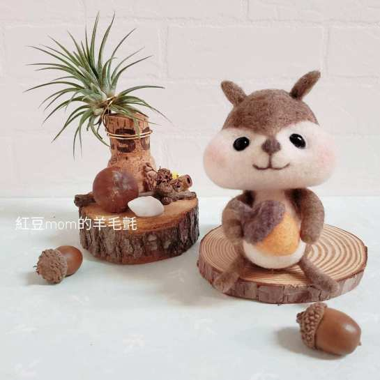 feltedwoolsquirrel